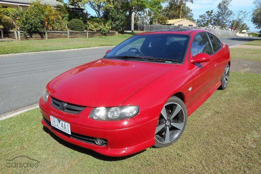 2004 Holden Monaro CV8 R V2 Series III Auto-SSE-AD-6003637