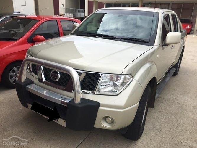 Nissan navara d40 for sale qld