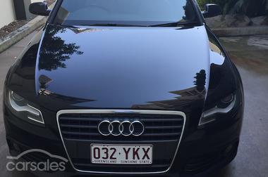 New Used Audi A Cars For Sale In Queensland Carsalescomau - Used audi a4