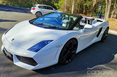 new & used lamborghini gallardo cars for sale in australia