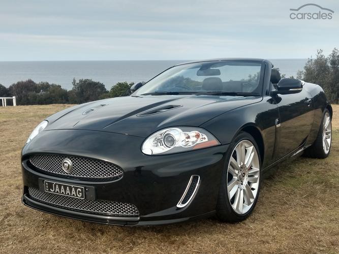 2010 Jaguar XKR Auto MY10