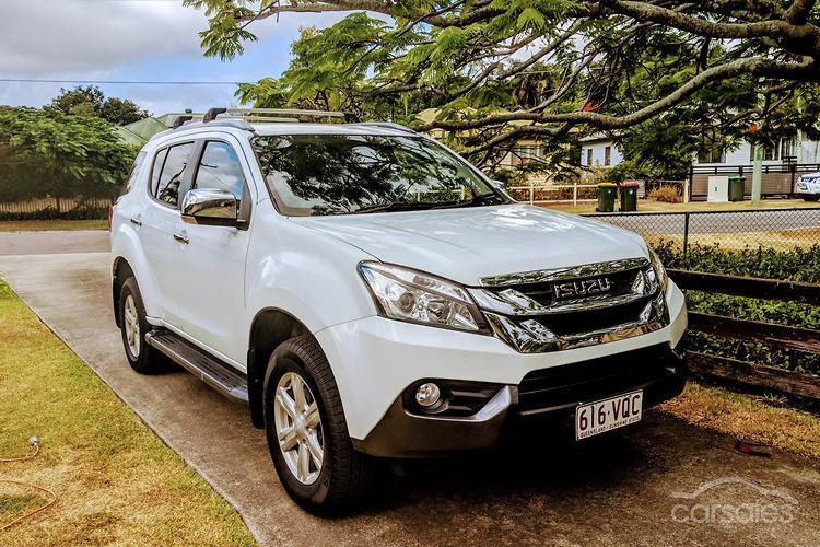New Used Isuzu Mu X Ls T Offroad 4x4 Cars For Sale In Australia