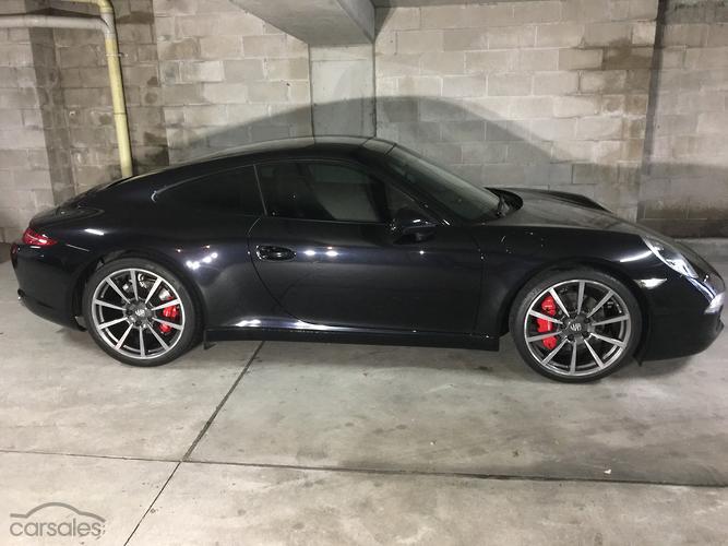 Porsche 911 carrera price australia
