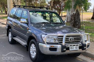 New & Used Toyota Landcruiser Grey Diesel cars for sale in