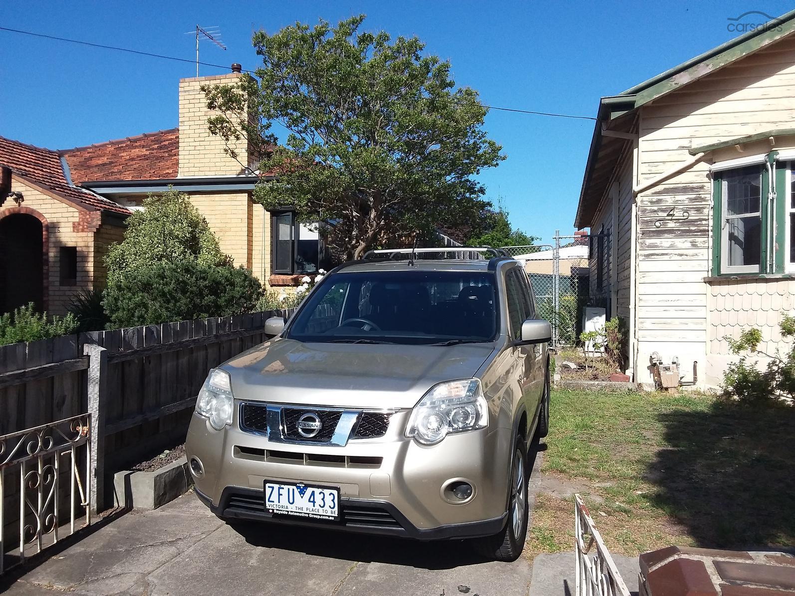 2010 Nissan X Trail St L T31 Auto 4x4 My10 Sse Ad 5765141 Xtrail Offroad Modified