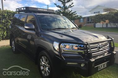 c2a3260fc607ff New   Used Toyota Landcruiser VX cars for sale in Australia ...