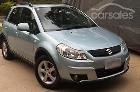 New & Used Suzuki SX4 cars for sale in Melbourne Victoria - carsales