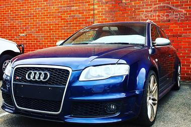 New Used Audi RS B Cars For Sale In Australia Carsalescomau - Audi rs4