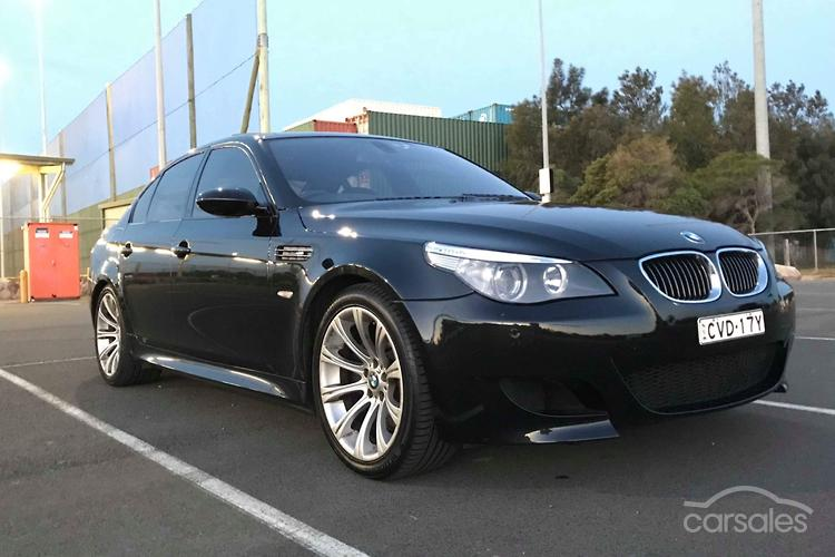 New Used Bmw M5 E60 Black Cars For Sale In Australia Carsales Com Au