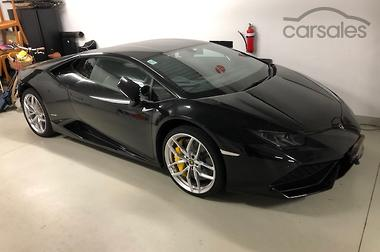 new & used lamborghini huracan lp610-4 cars for sale in australia