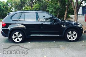 New Used Bmw X5 8 Cylinders Cars For Sale In Queensland Carsales
