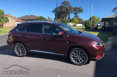 New Used Lexus Cars For Sale In Australia Carsales Com Au