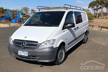 ff49cf1154 New   Used Mercedes-Benz Vito Automatic cars for sale in Australia ...