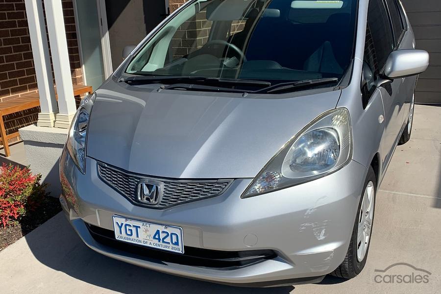 2009 Honda Jazz Gli Auto My10 Sse Ad 6036570 Carsalescomau