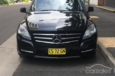 New & Used Mercedes-Benz R Class R350 CDI cars for sale in