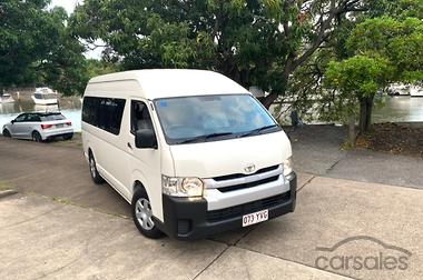 b225ca3966 New   Used Toyota Hiace KDH223R cars for sale in Queensland ...