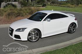New & Used Audi TT RS cars for sale in Australia - carsales.com.au