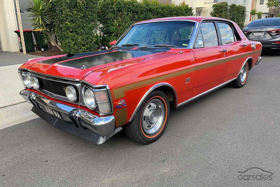 1970 Ford Falcon GT XW Manual-SSE-AD-6183196 - carsales com au