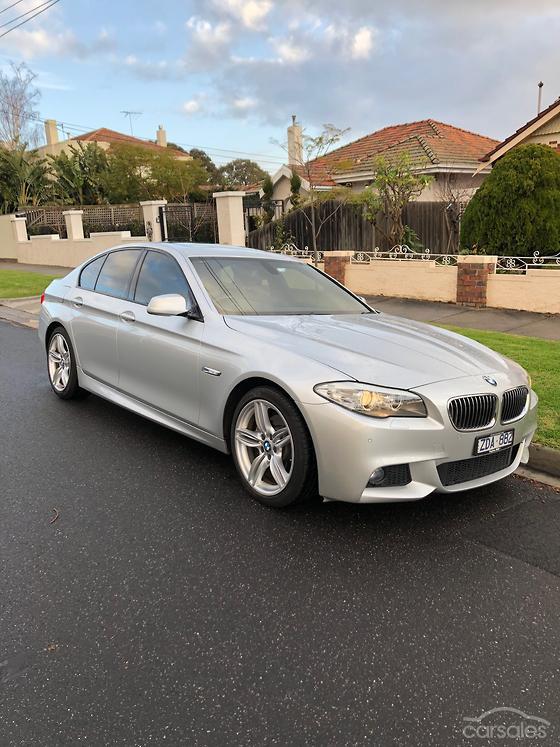 2012 BMW 520d F10 Auto MY12-SSE-AD-6194430 - carsales com au