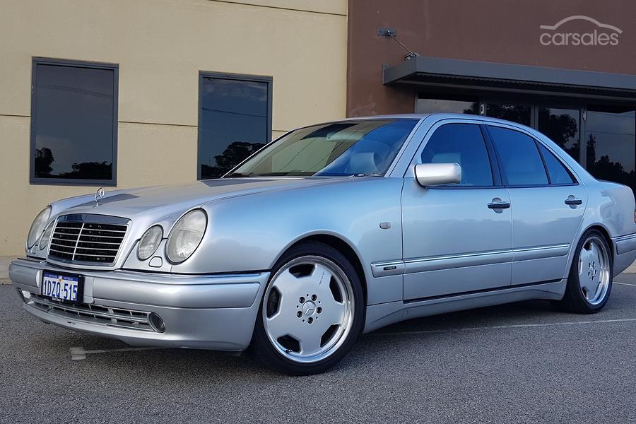 1999 Mercedes-Benz E55 AMG Auto-SSE-AD-5848384 - carsales com au