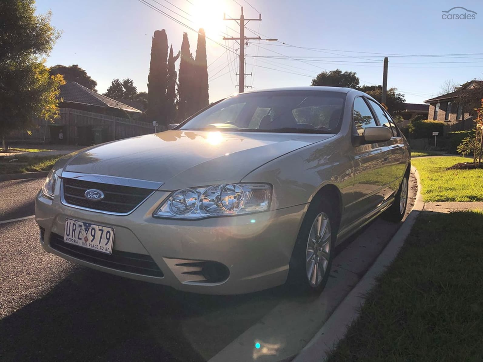 2006 Ford Fairmont BF Mk II Auto-SSE-AD-6166354 - carsales