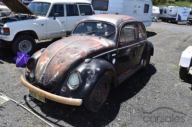 1955 Volkswagen Beetle 1200 Manual