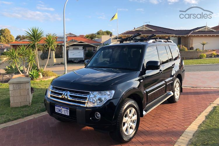 New Used Mitsubishi Pajero Cars For Sale In Perth Western