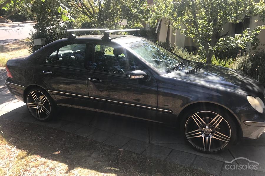 2002 Mercedes Benz C200 Kompressor Elegance Auto Sse Ad 970395