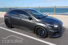 2016 Ford Focus Rs Lz Manual Awd
