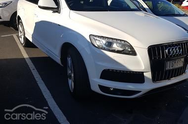 New Used Audi Q Cars For Sale In Victoria Carsalescomau - Audi q7 car sales