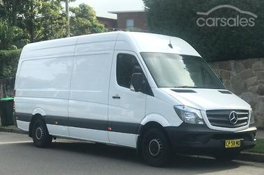 bdb05ef6df New   Used Mercedes-Benz Sprinter 313CDI cars for sale in Australia ...