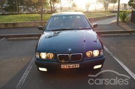 1998 bmw 323is coupe e36
