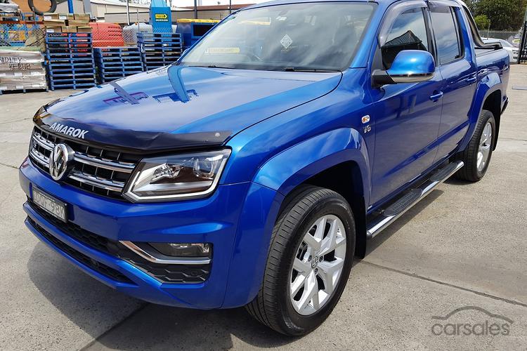 Used Vw Amarok >> New Used Volkswagen Amarok Tdi550 Ultimate Cars For Sale In