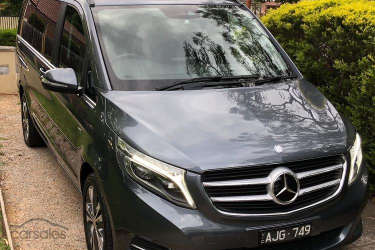 2015 Mercedes Benz V250 Bluetec Avantgarde Auto Sse Ad 5858159