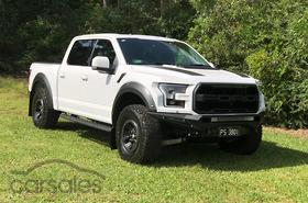 2018 Ford F150 Raptor Auto 4x4 My18