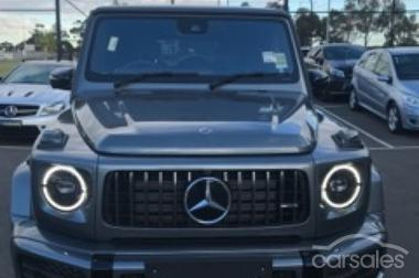 New Used Mercedes Benz G63 Cars For Sale In Australia Carsales