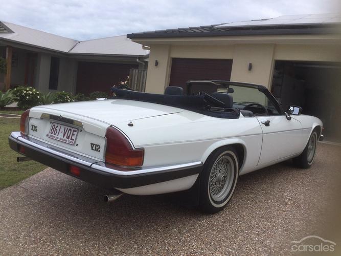 1988 Jaguar XJS Auto