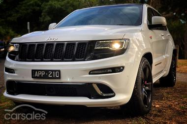 new & used jeep grand cherokee srt cars for sale in australia