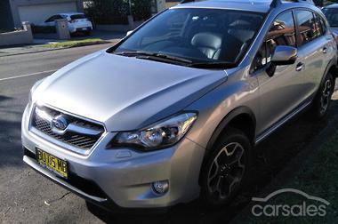 2017 Subaru Xv 2 0i S G4x Auto Awd My13