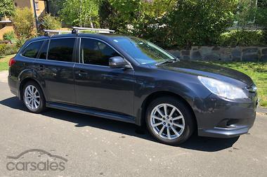 2017 Subaru Liberty 2 5i Premium 5gen Auto Awd My12