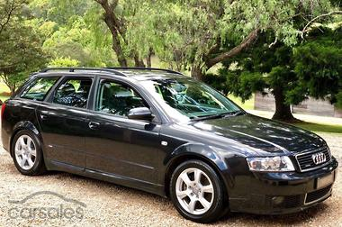 New Used Audi A Wagon Cars For Sale In Australia Carsalescomau - Audi station wagon