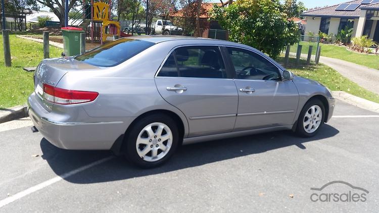 2005 Honda Accord V6 Luxury Auto