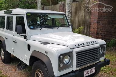 new used land rover defender cars for sale in australia carsales