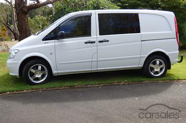 913c4f41b4 New   Used Mercedes-Benz Vito cars for sale in Australia - carsales ...