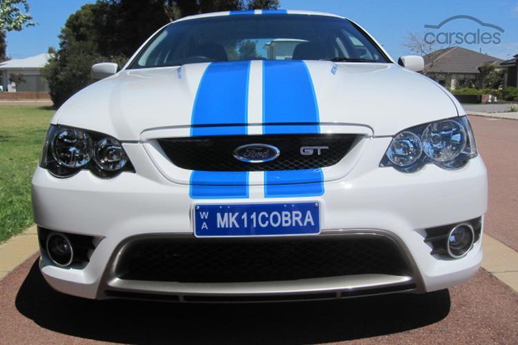Ford Performance Vehicles Gt Cobra Bf Mk Ii Manual