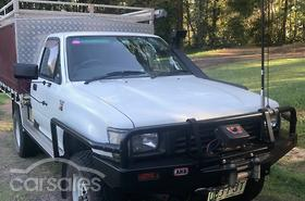 manual 1992 toyota pickup 22re