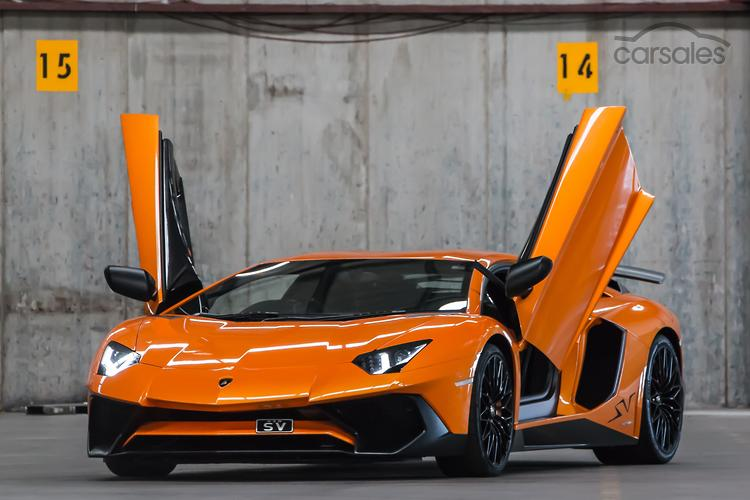New Used Lamborghini Aventador Cars For Sale In Australia