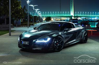 new & used audi r8 cars for sale in australia - carsales.au