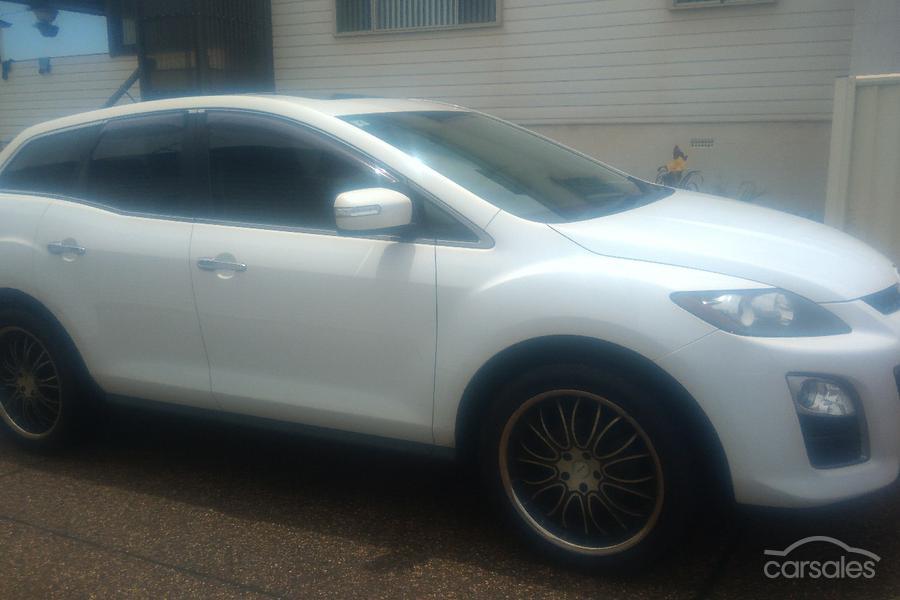 mazda cx 7 2011 tires