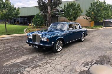 new & used rolls-royce silver shadow cars for sale in australia